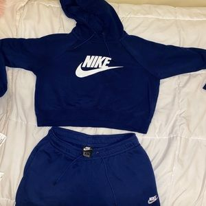 Nike cropped Jumpsuit